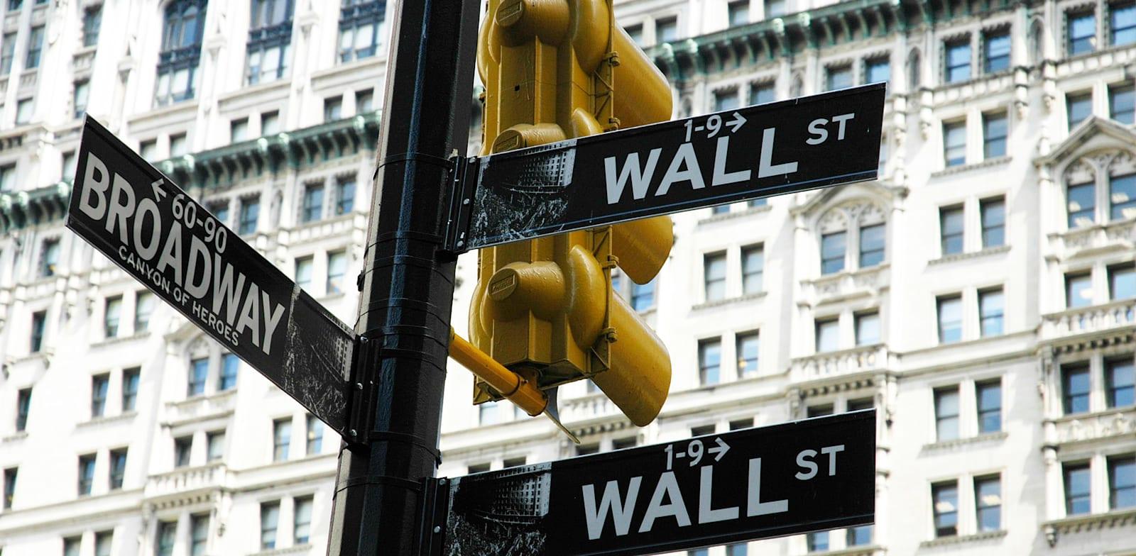 וול סטריט בניו יורק / צילום: תמר מצפי