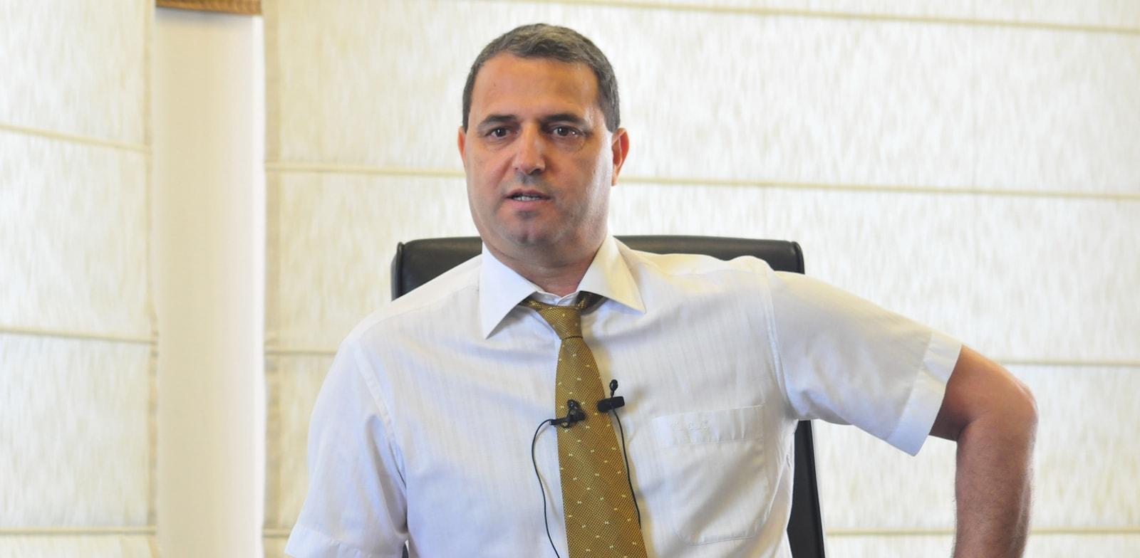 אלי אלעזרא / צילום: תמר מצפי