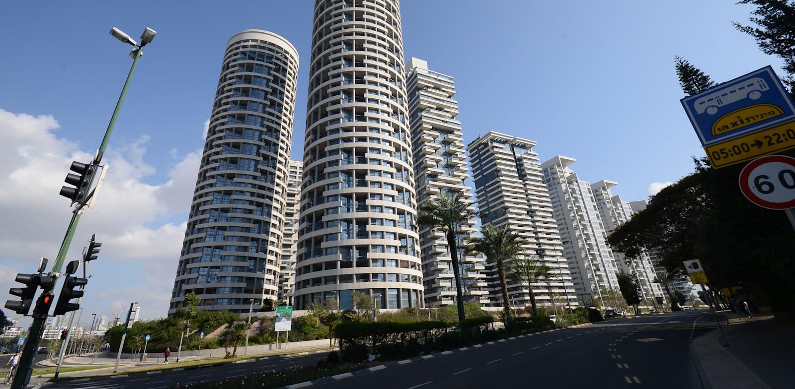 Tel Aviv apartments Photo: Eyal Izhar