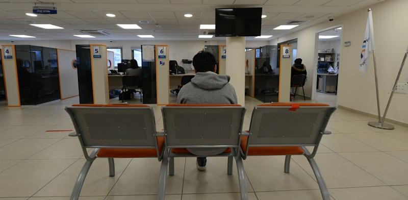 לשכת תעסוקה חולון / צילום: איל יצהר