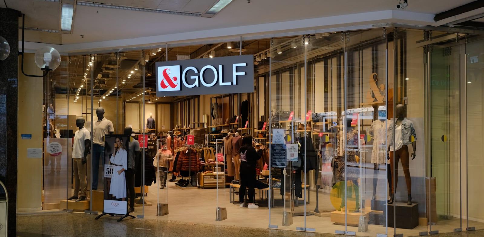 חנות גולף / צילום: איל יצהר