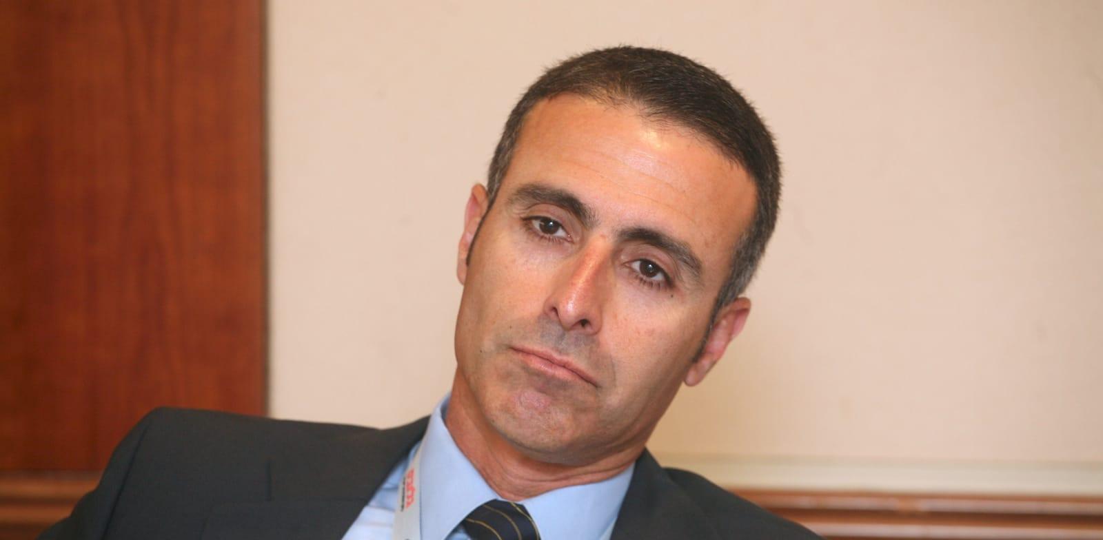 """יהודה בן אסאייג, מנכ""""ל מנורה מבטחים ביטוח / צילום: עינת לברון"""