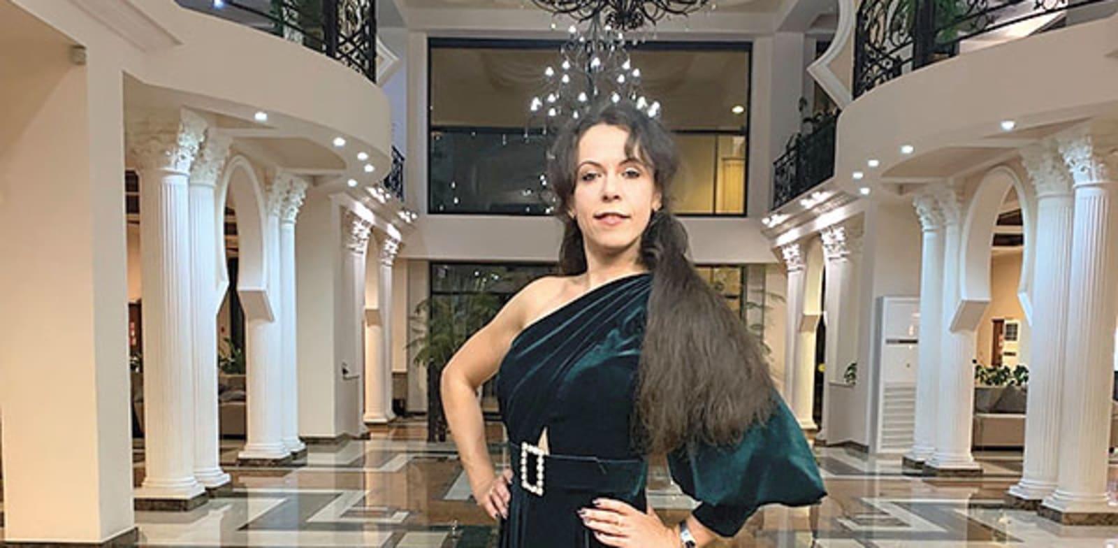 מריה פיגובסקי , הבעלים של רשת EXCLUSIVE לריקודים סלוניים / צילום: דמיטרי סקולסקי