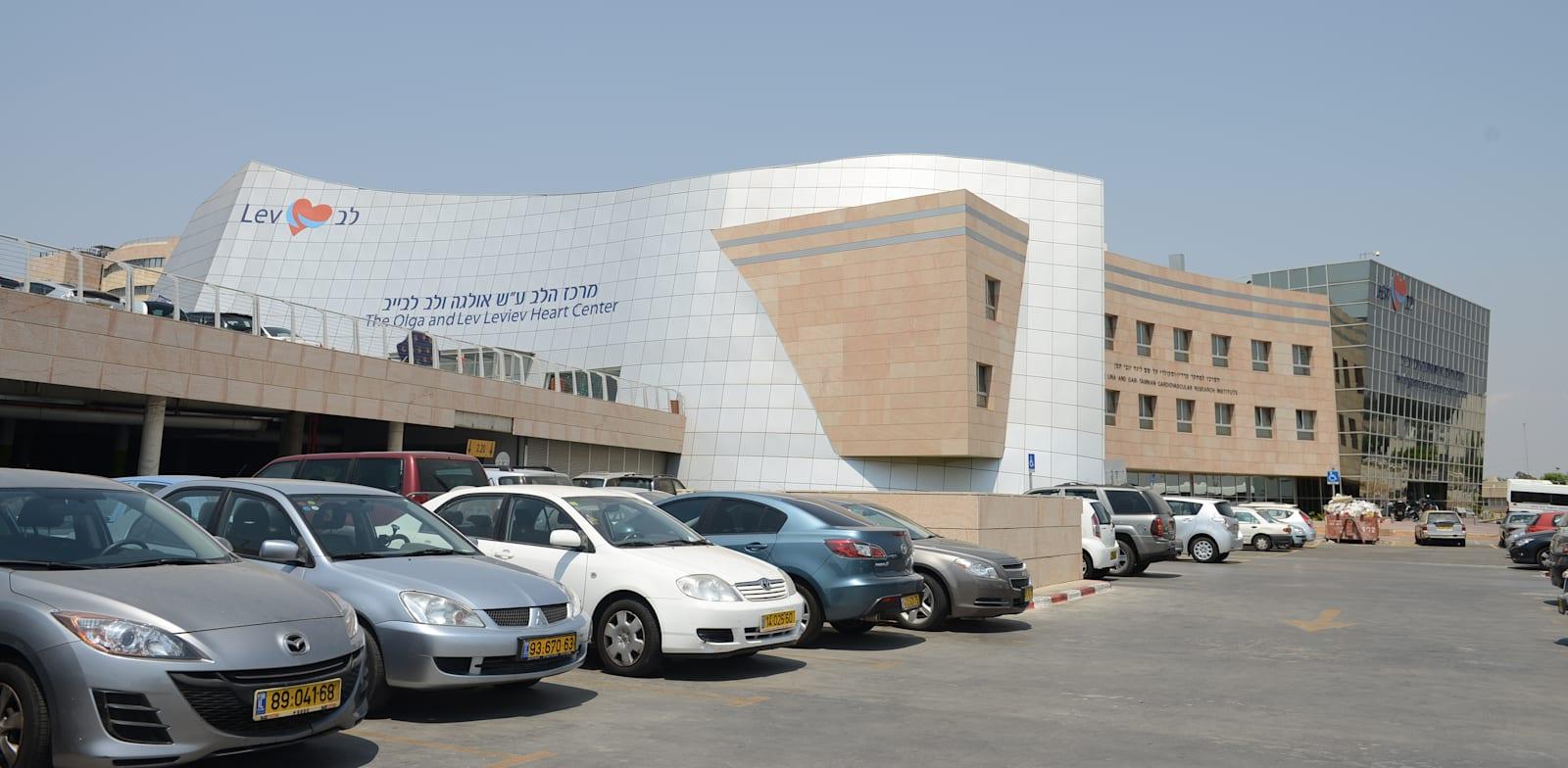 Sheba Hospital Photo: Tamar Matsafi