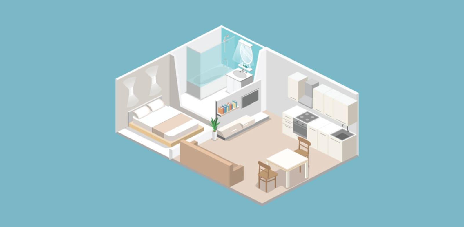 למה הישראלים לא רוצים דירות קטנות? / צילום: Shutterstock