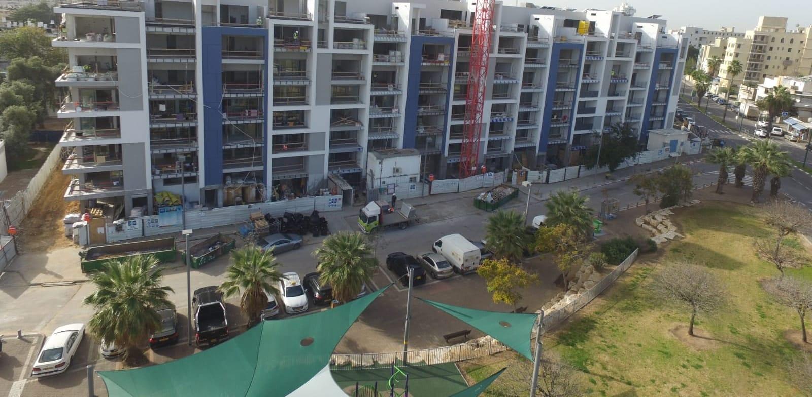 """פרויקט איה ברחוב יפת ביפו / צילום: יח""""צ"""