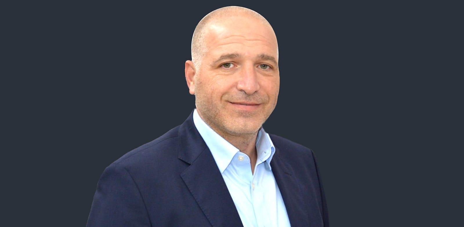 """ברק פלאצ'י, מנכ""""ל סטבה ביוטק / צילום: יח""""צ"""