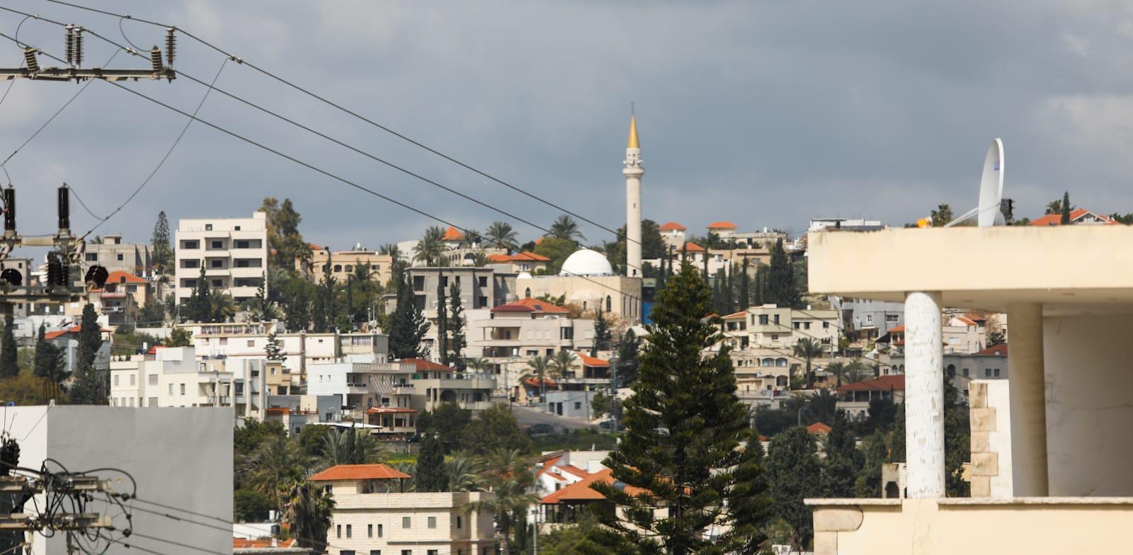 ערערה / צילום: שלומי יוסף