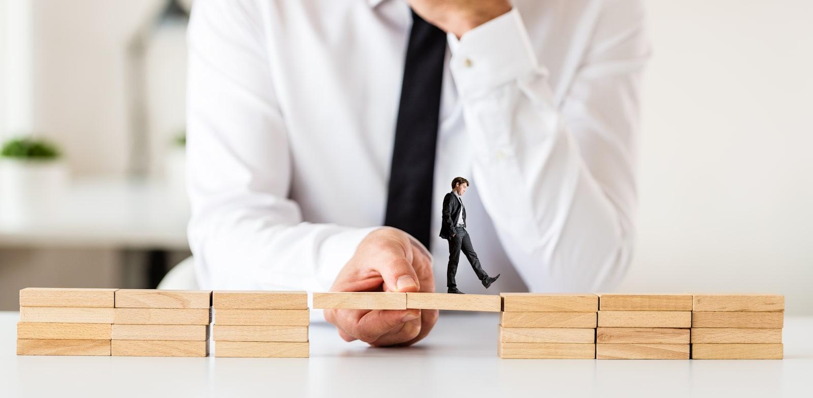 מסתבר שרוב העסקים הבינוניים, לא ממש מקבלים את מה שמגיע להם מהסוכנות לעסקים קטנים ובינוניים / צילום: Shutterstock