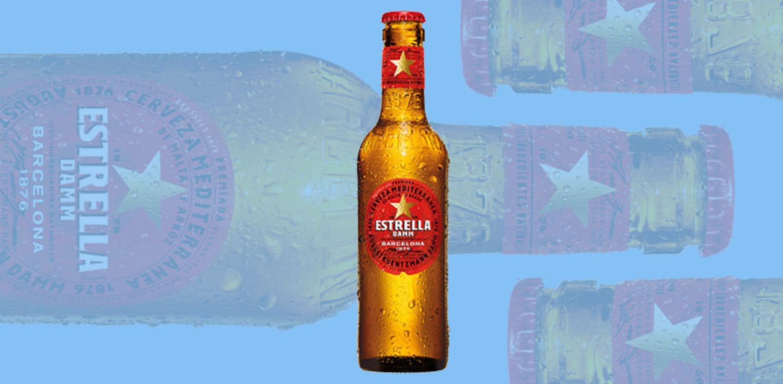 """בירה אסטרייה דאם / צילום: יח""""צ"""