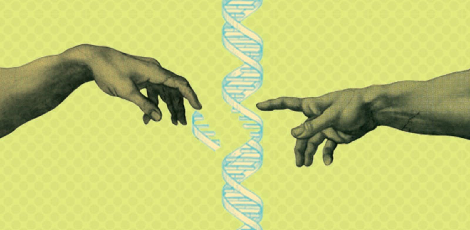 עריכה גנטית והמין האנושי / צילום: Shutterstock
