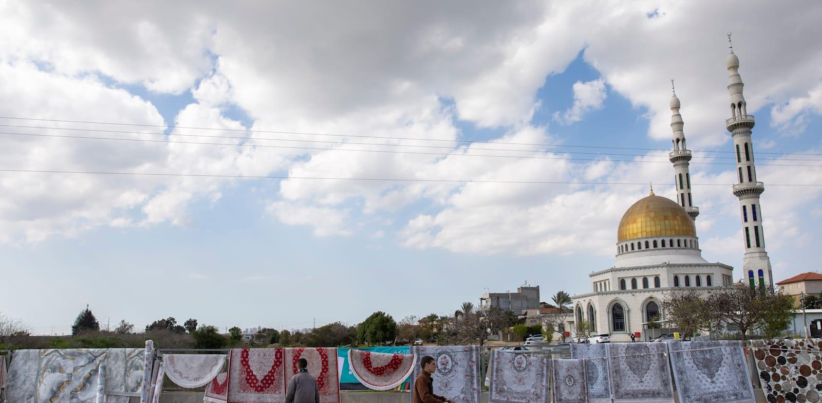 ג'לג'וליה. יש פתרון לחוסר המעש של צעירים בחברה הערבית / צילום: Associated Press, Oded Balilty