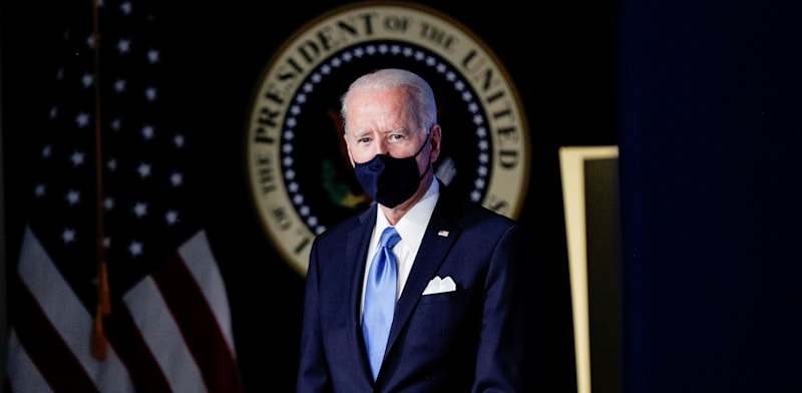 הנשיא ג'ו ביידן / צילום: Reuters, TOM BRENNER