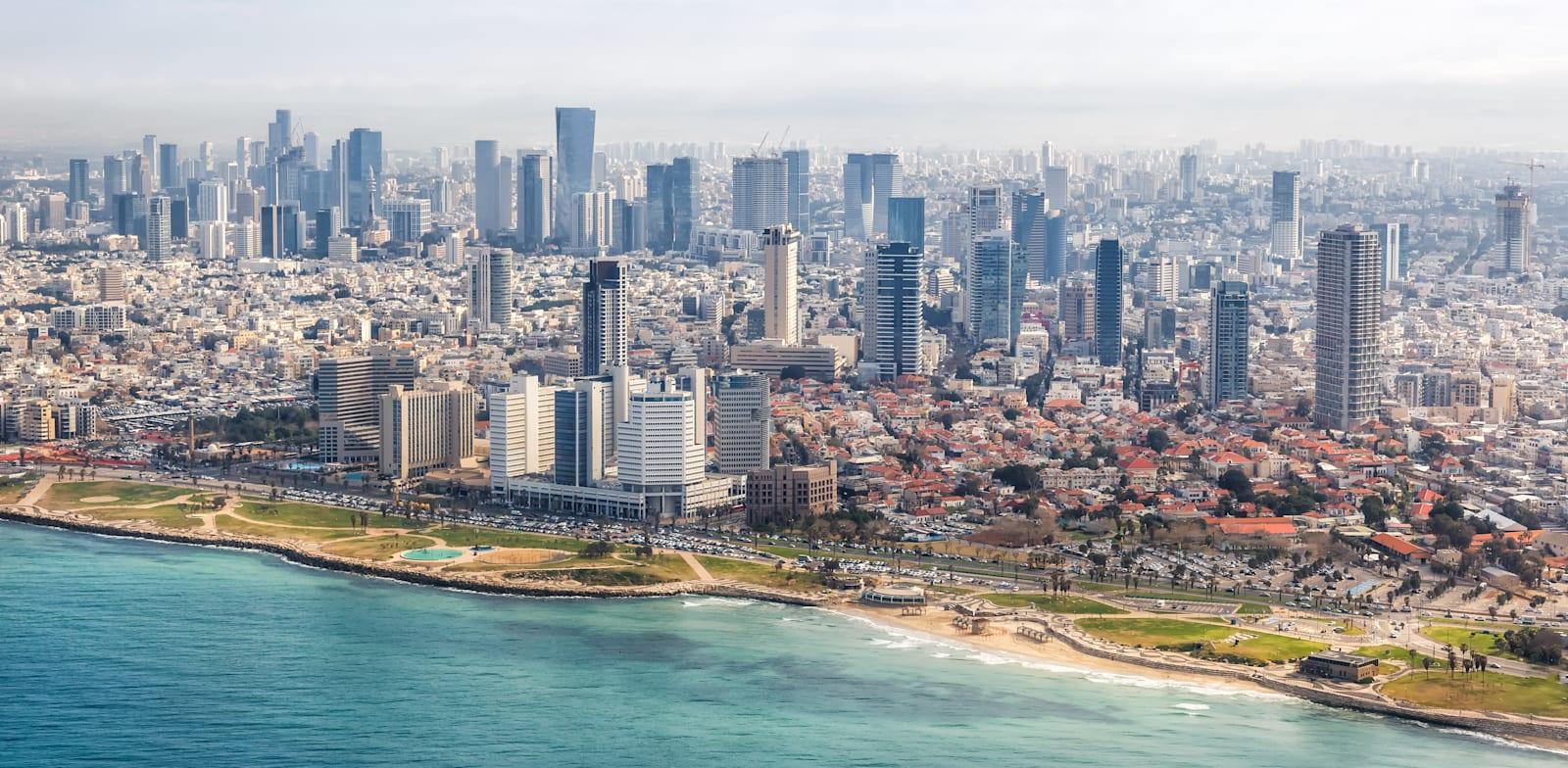 Tel Aviv Photo: Shutterstock