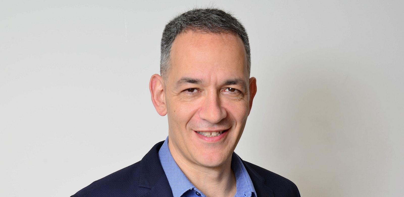 רון אבידן, מנכ''ל אזורים / צילום: תמר מצפי