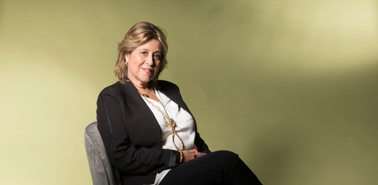 נשיאת בית הדין הארצי לעבודה, השופטת ורדה וירט-לבנה. ההכרעה התהפכה ב-180 מעלות / צילום: רמי זרנגר