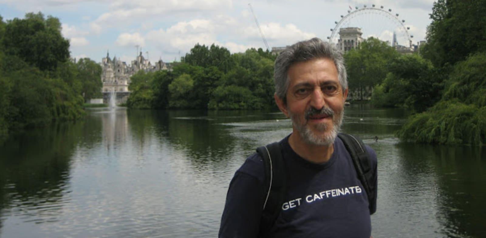 פרופ' אבי ויגדרזון / צילום: By Ednawig - Self-photographed, CC BY-SA 3.0, https://commons.wikimedia.org/w/index.php?curid=22899670