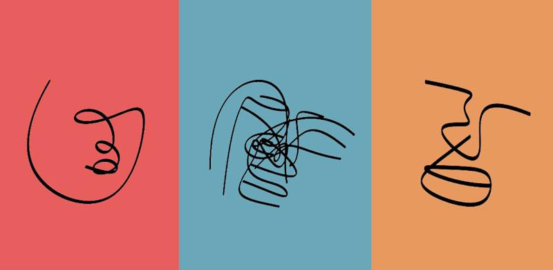 יצירה של הכותב מתי מריאנסקי / צילום: מתי מריאנסקי