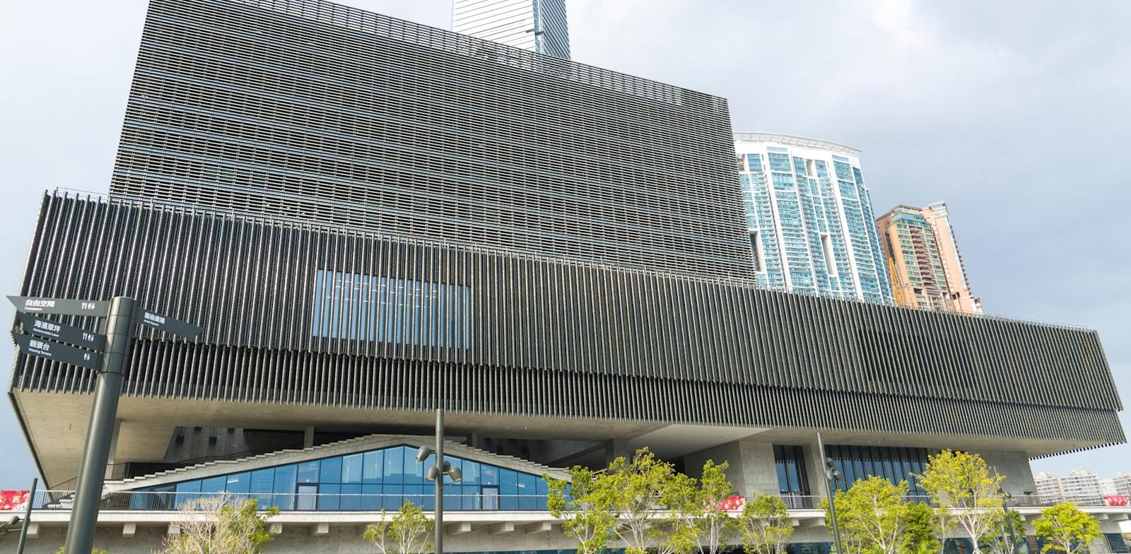 מוזיאון M+, הונג קונג / צילום: Shutterstock
