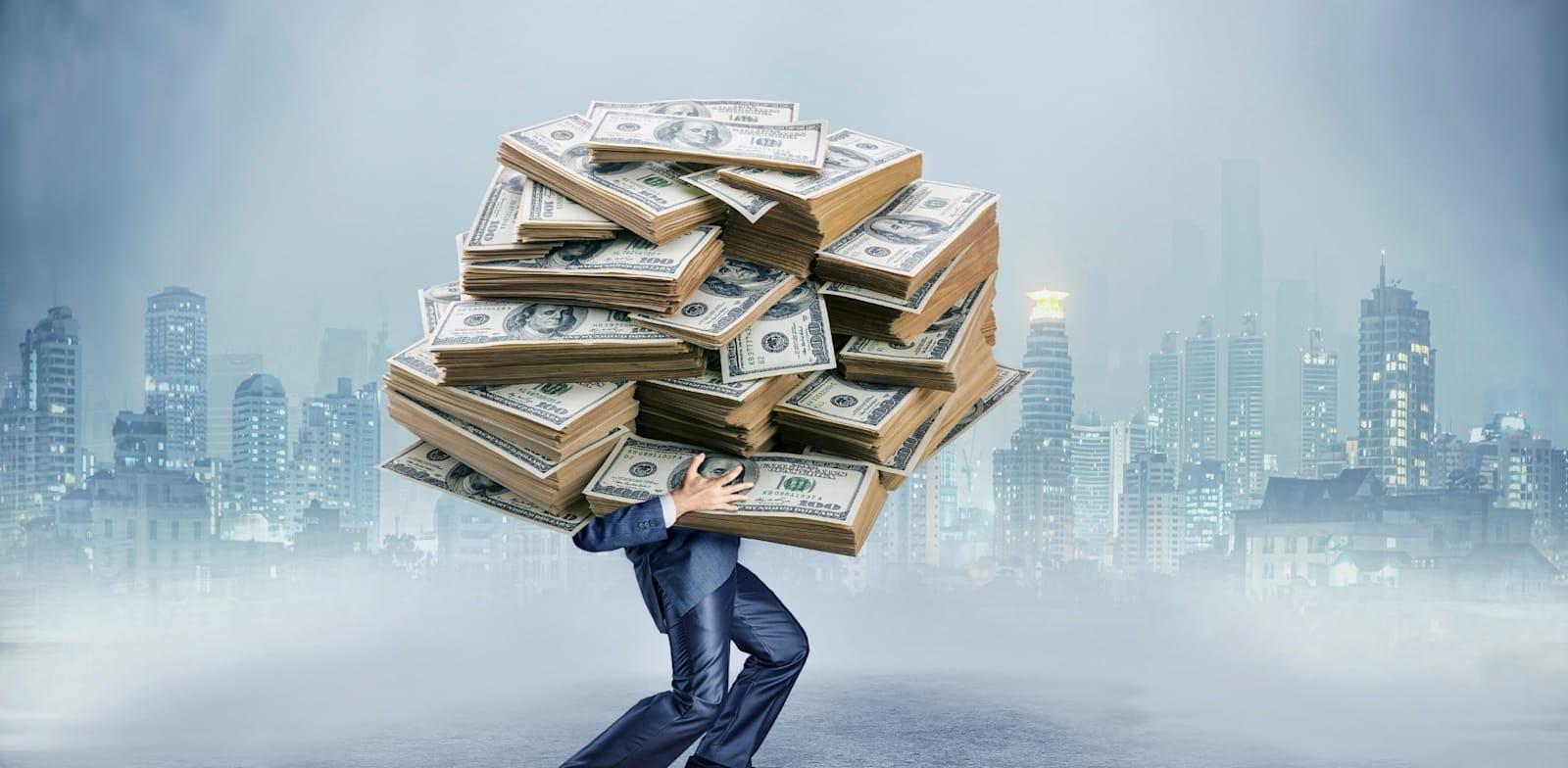 פיטום מסיבי של סטארט־אפים בכסף גדול יכול לעיתים להיגמר ברע / צילום: Shutterstock