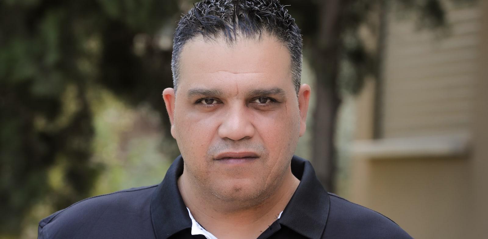 עאאד כיאל / צילום: ח׳אלד דולי