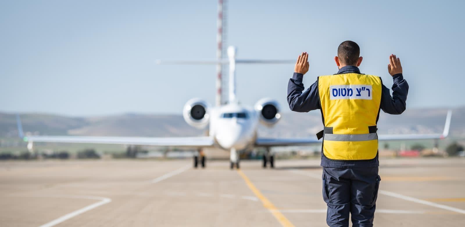 """מטוס המודיעין """"אורן"""" / צילום: דובר צה""""ל"""