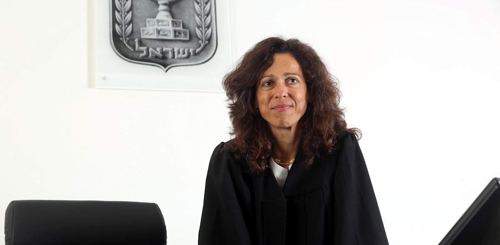 השופטת רות רונן / צילום: יוסי זמיר