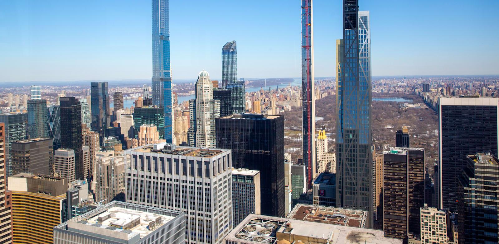 """ניו יורק. """"בריאות דיגיטלית היא אחד הטרנדים המרכזיים כאן"""" / צילום: Associated Press, Ted Shaffrey"""
