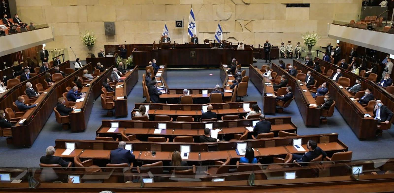 השבעת הכנסת ה-24 / צילום: דוברות הכנסת, תדמית הפקות