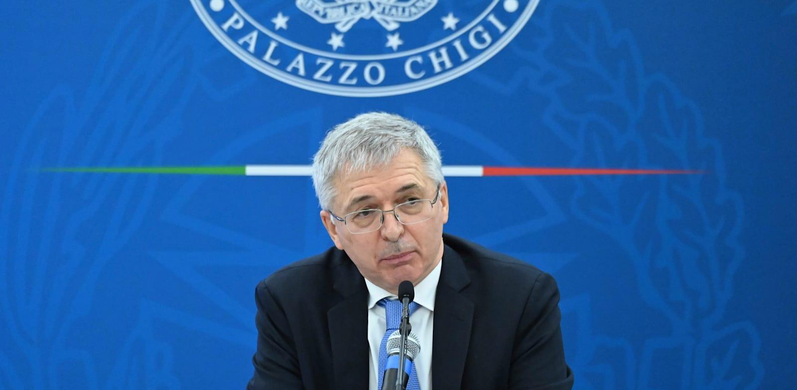 שר האוצר של איטליה, דניאלה פרנקו / צילום: Associated Press, Alberto Pizzoli