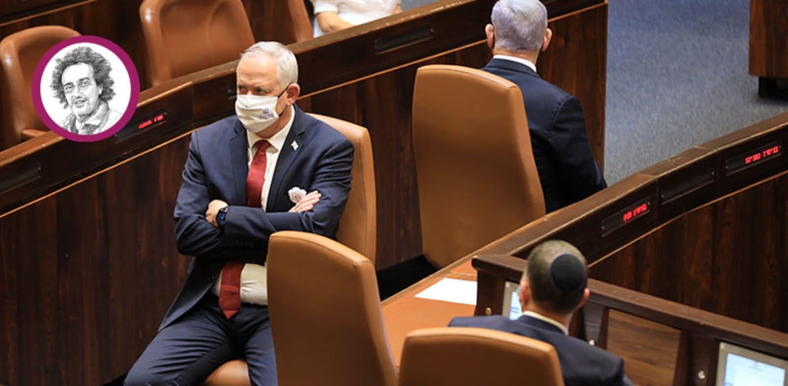 השבוע בהשבעת הכנסת ה-24 / צילום: דוברות הכנסת