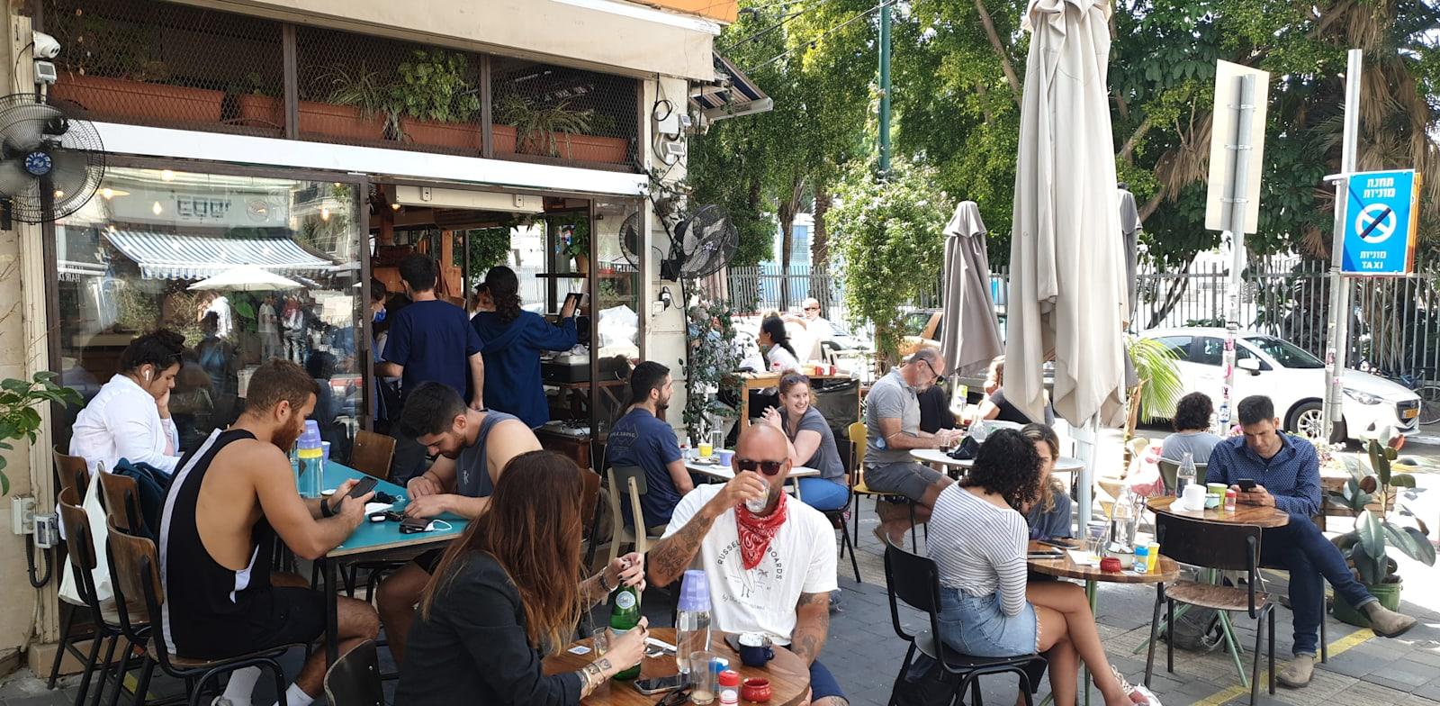 מסעדת בוקה / צילום: תומר מור