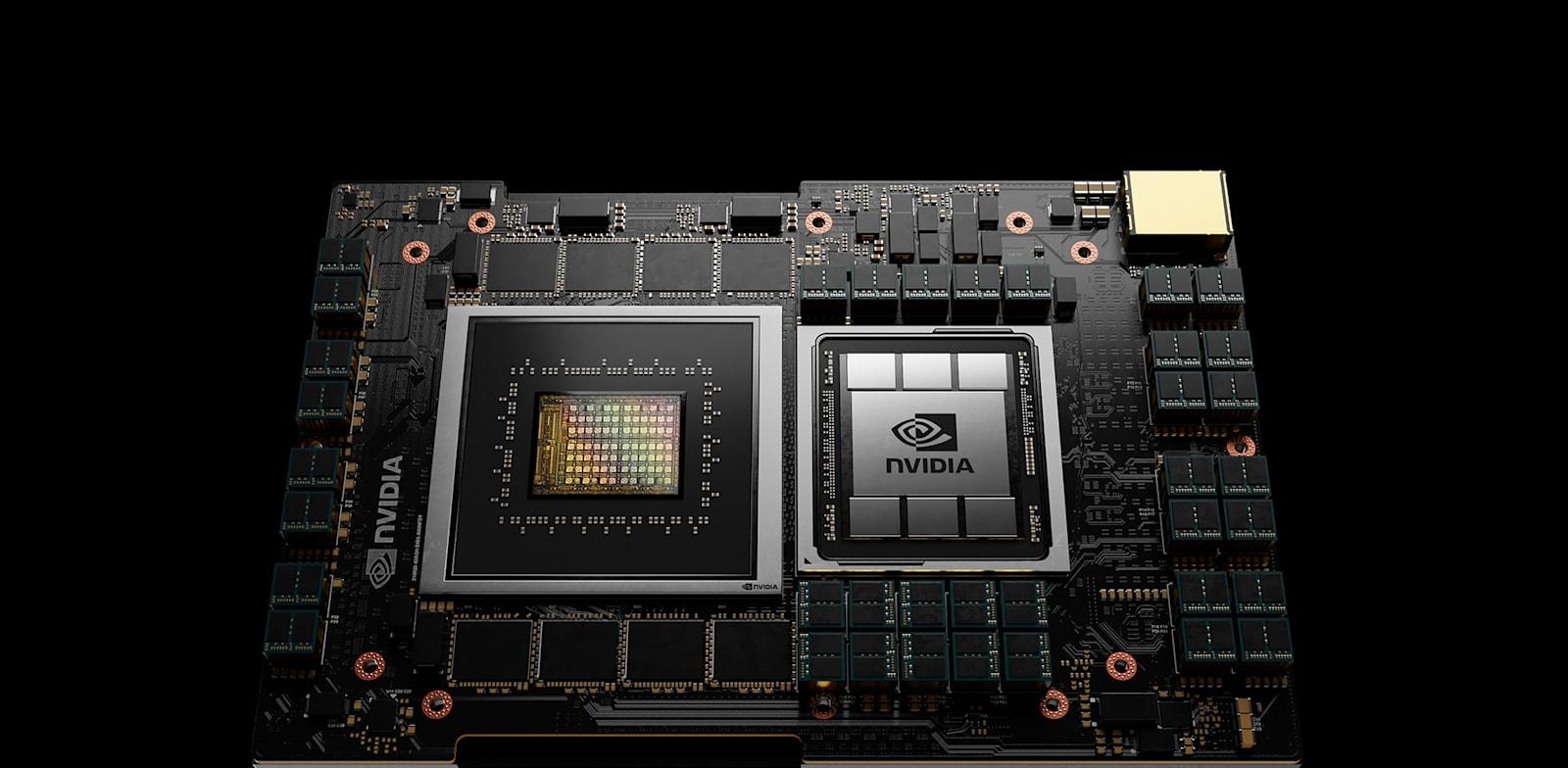 NVIDIA Grace – מעבד (CPU) המיועד למרכזי נתונים ומבוסס על ליבות ARM / צילום: באדיבות NVIDIA