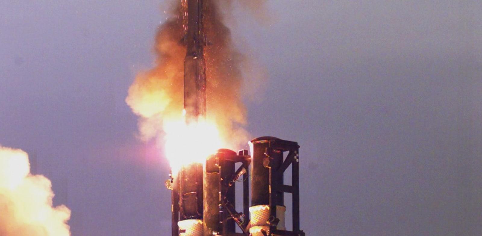 Barak extended range systems Credit: IAI Spokesperson