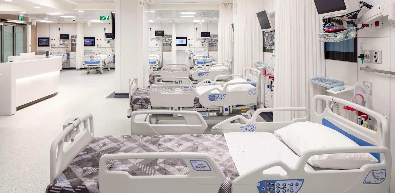 בית החולים רפאל ברמת החייל בתל אביב / צילום: עמית גרון