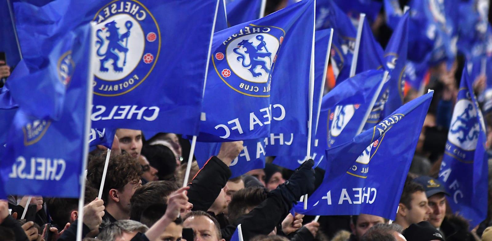 קבוצת הכדורגל צ'לסי / צילום: Shutterstock
