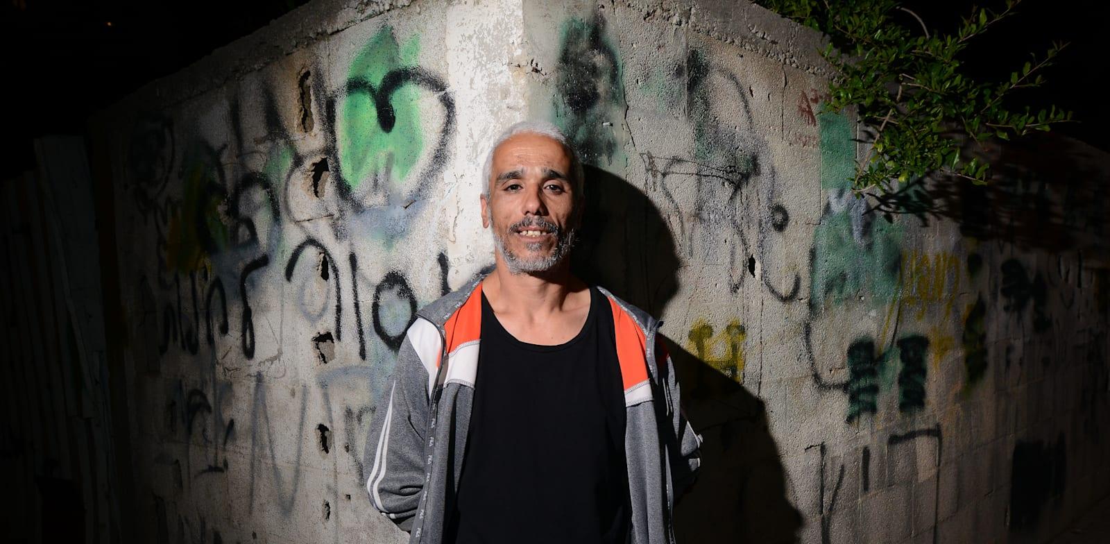 מוחמד גרבוע / צילום: איל יצהר
