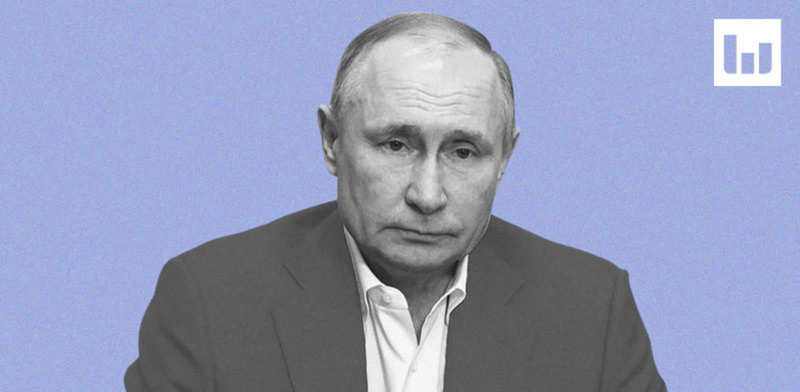 ולדימיר פוטין, נשיא רוסיה / צילום: Associated Press, Alexei Druzhinin