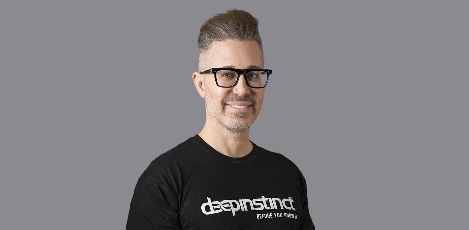 """מנכ""""ל חברת דיפ אינסטינקט, גיא כספי / צילום: נופר חסון הנדלמן"""
