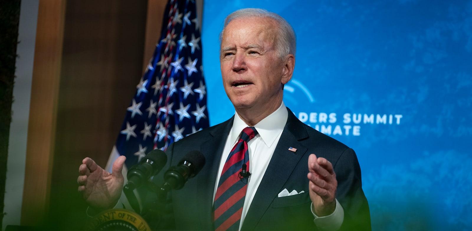 ג'ו ביידן / צילום: Associated Press, Evan Vucci