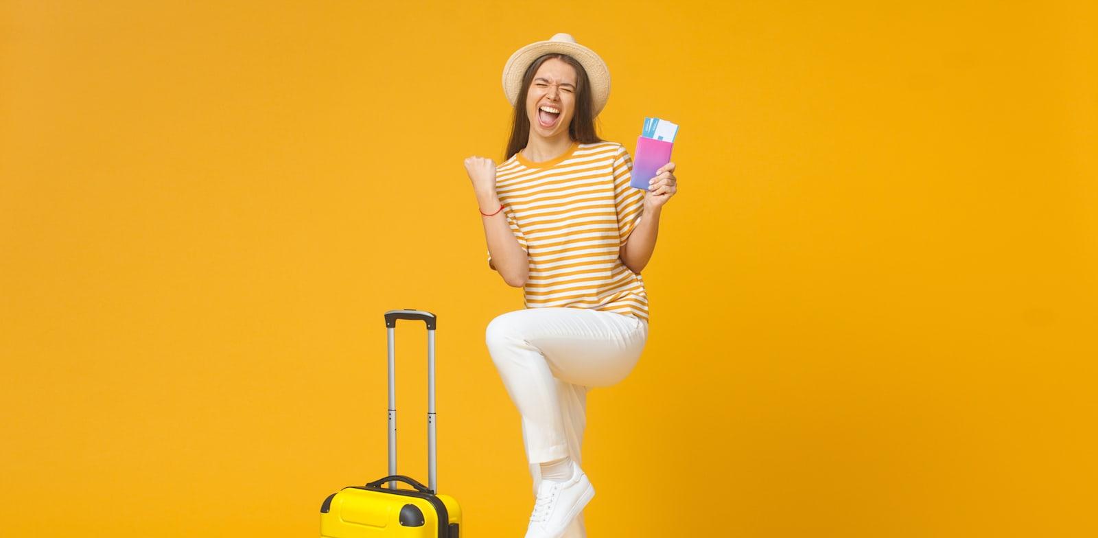 כרטיסי טיסה זולים מאוד. טעות או טריק שיווקי? / צילום: Shutterstock, Damir Khabirov