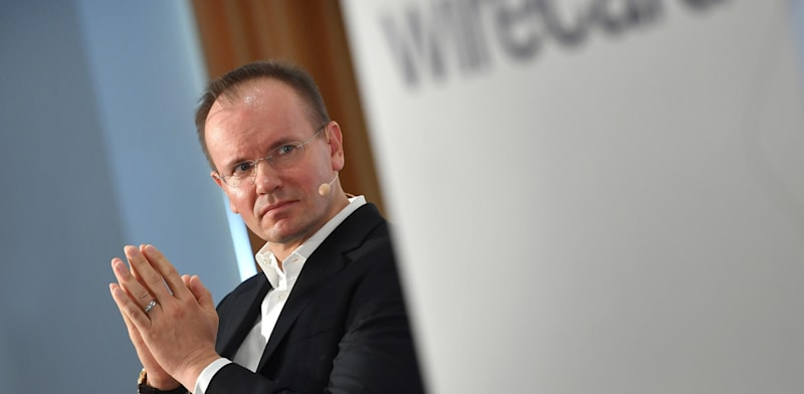 מרקוס בראון, מנכ״ל וויירקארד, הנמצא כעת במעצר / צילום: Reuters