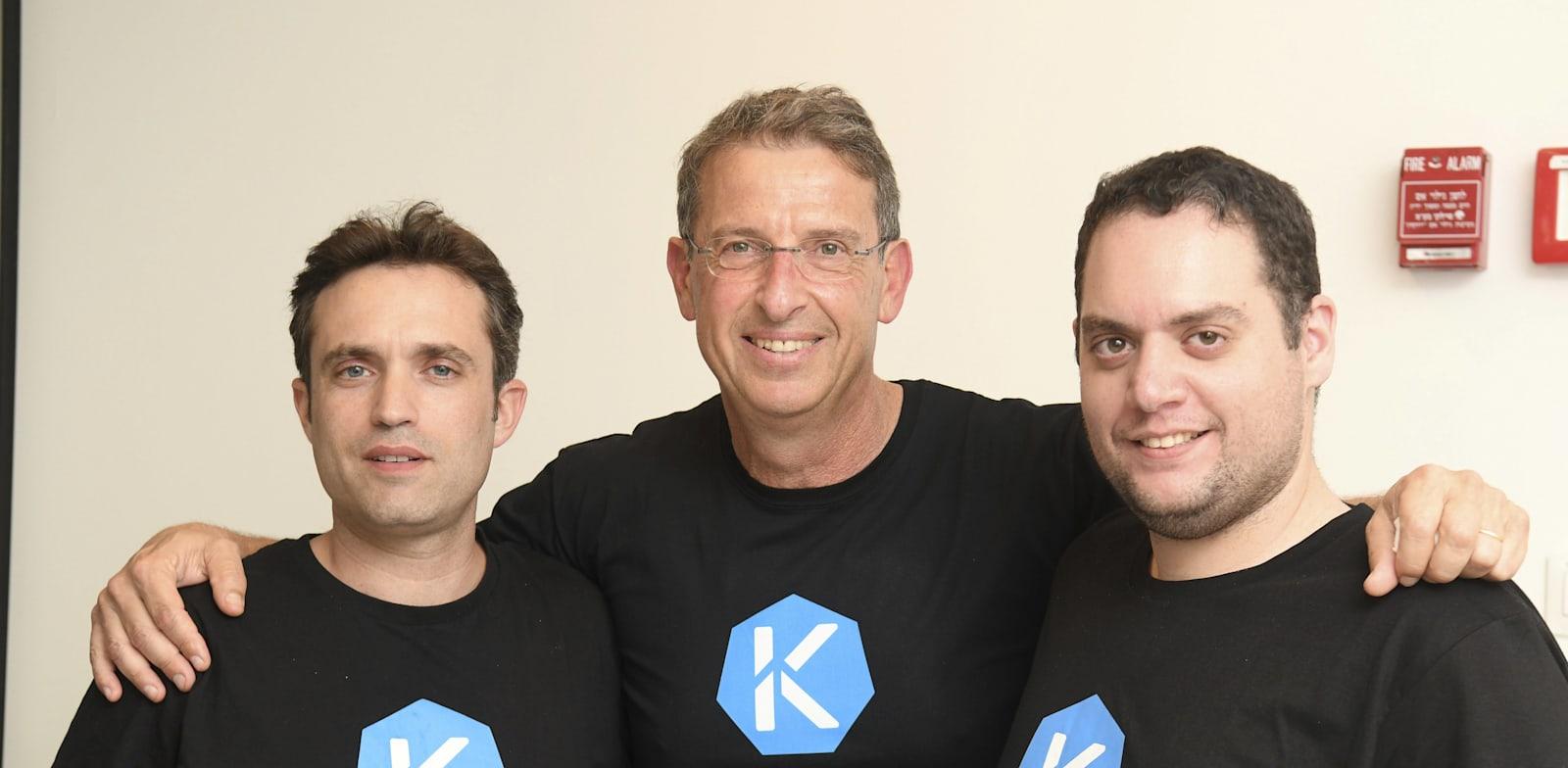 TripleW team Photo: Yuval Levy