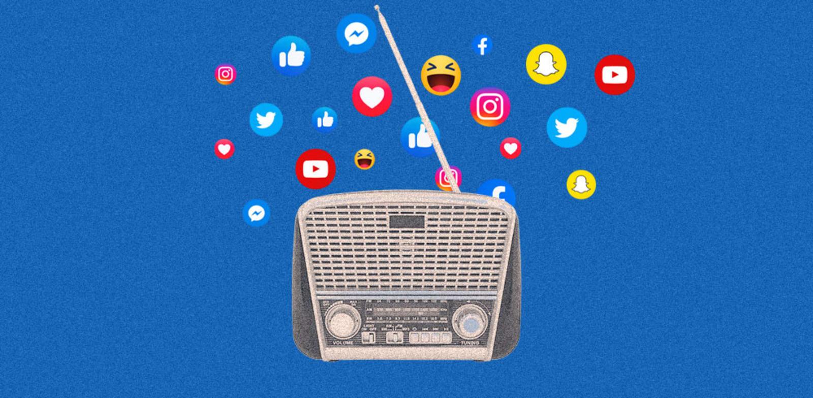 הרדיו בשיא / צילום: Shutterstock