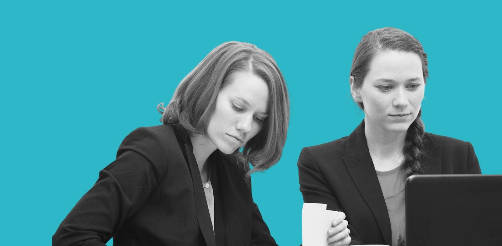 נשים במשרד / צילום: Shutterstock