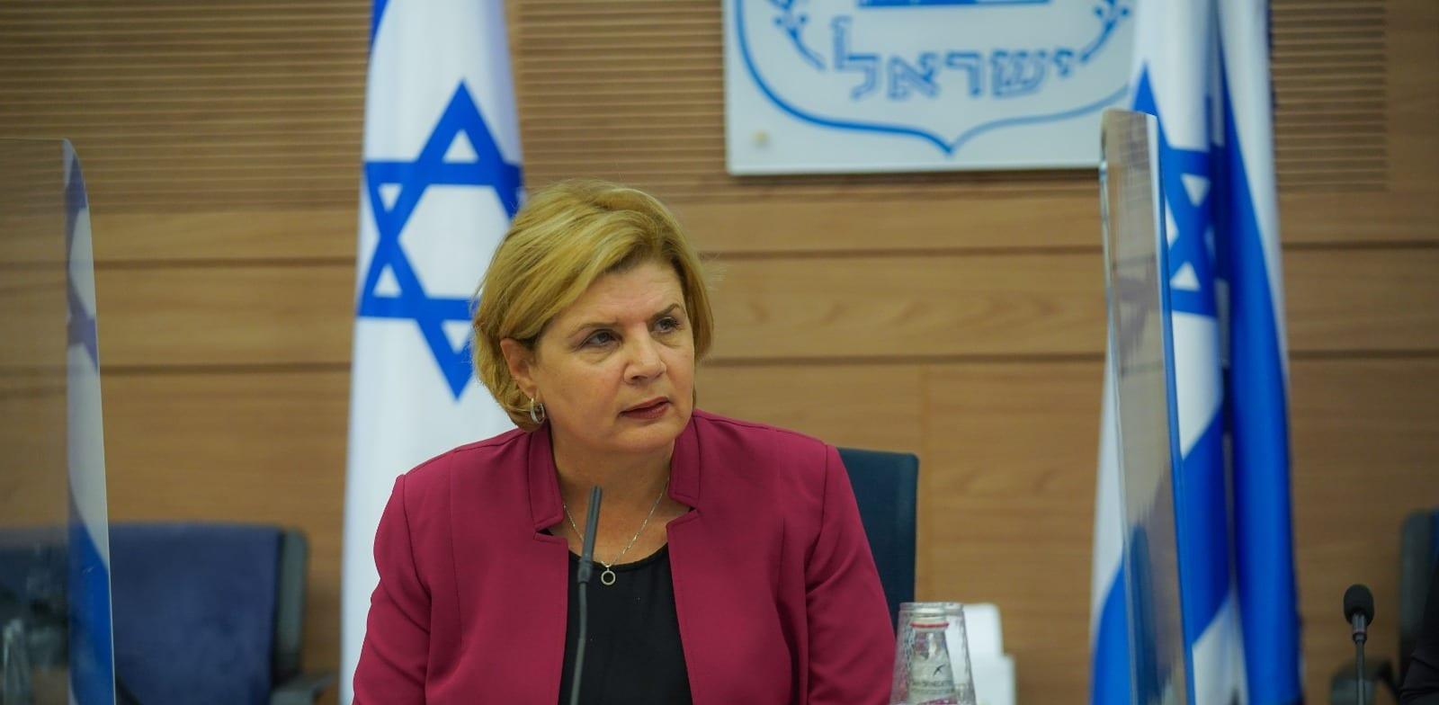 אורנה ברביבאי / צילום: דוברות הכנסת – נועם מושקוביץ