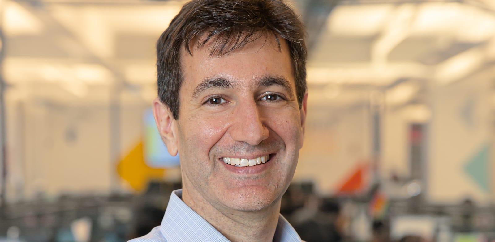 """סקוט גליט, מנכ""""ל פיוניר העולמית / צילום: תומי הרפז"""