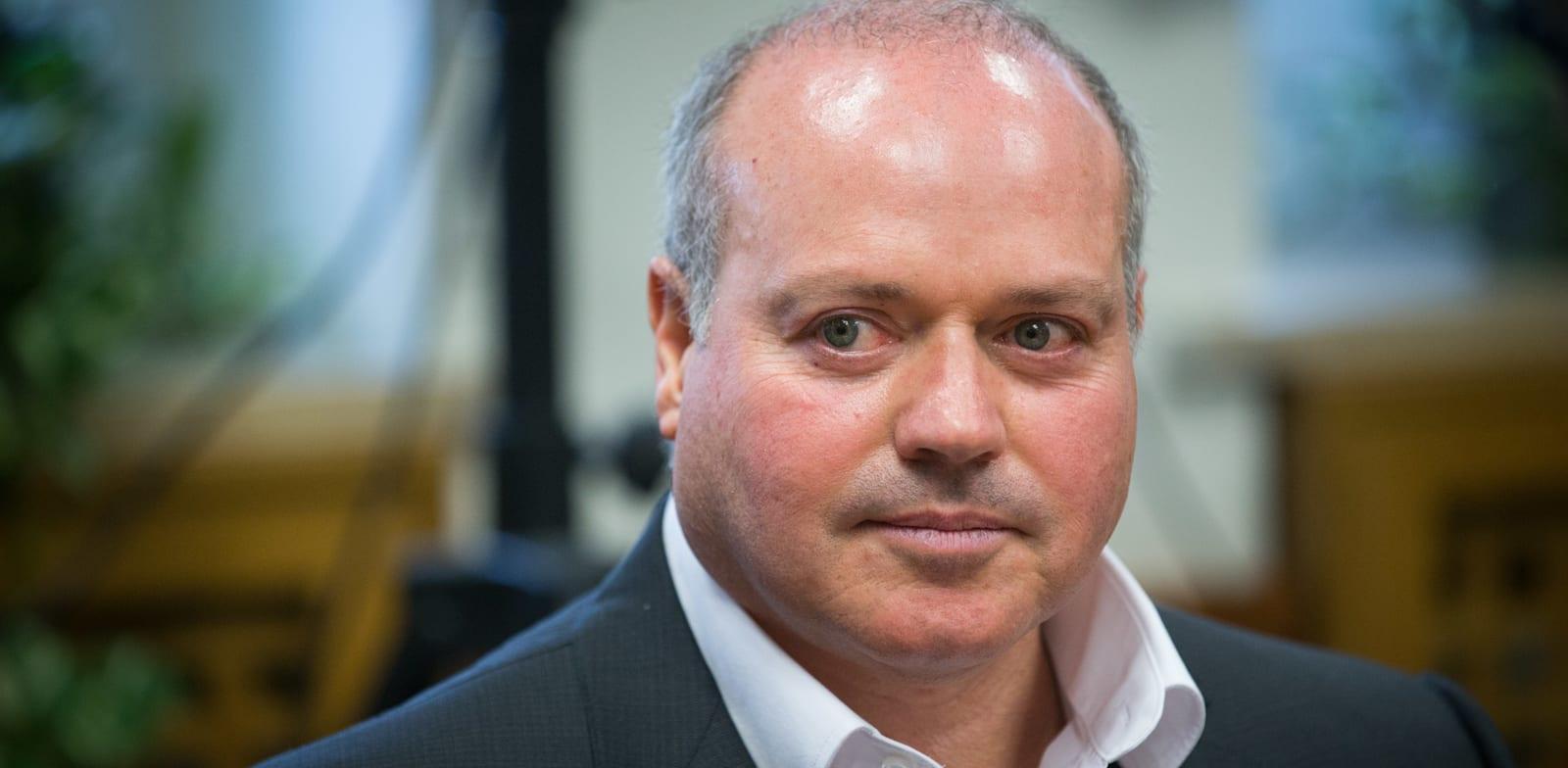 """מישל סיבוני, מנכ""""ל קבוצת הראל ביטוח ופיננסים / צילום: יונתן זיידל, פלאש 90"""
