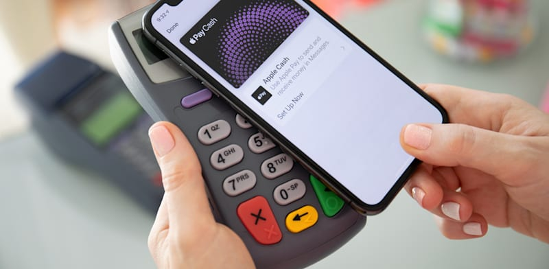 Apple Pay Credit: Shutterstock