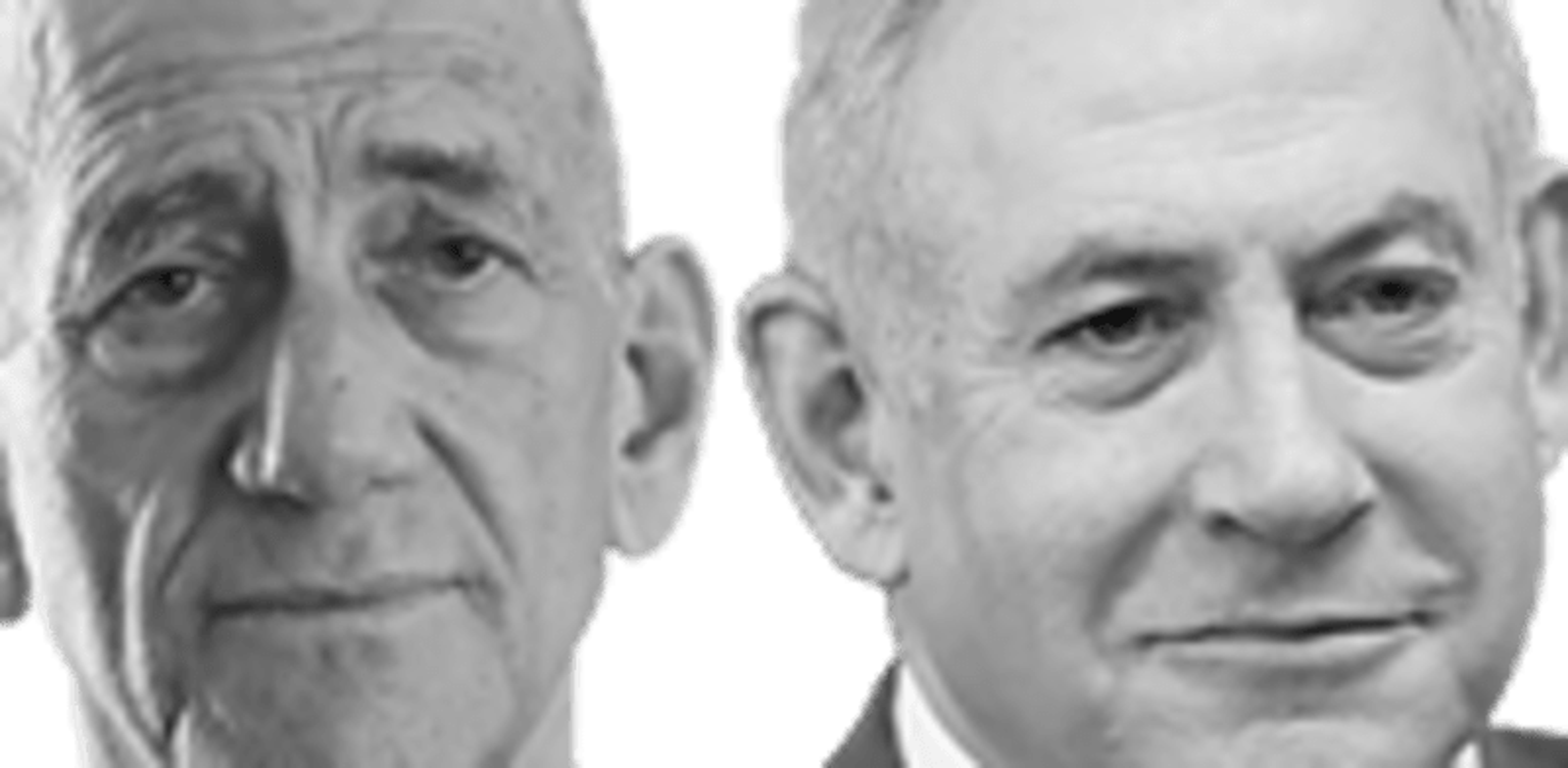 נתניהו נגד אולמרט: הקרב המיותר בין ראשי הממשלה לשעבר